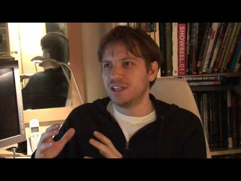 Interview with Gareth Edwards, Film Producer