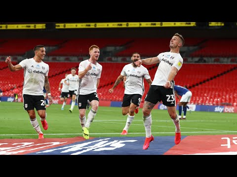 ⚽The goals that put Fulham back in the Premier League | Every Championship Goal 2019/20