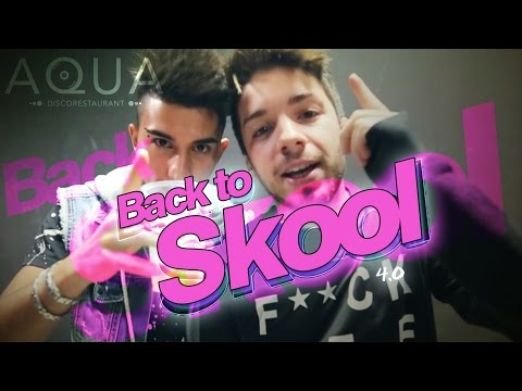 Back to Skool 4.0 - Pinevents Club - Official Aftermovie - Sabato 19 Settembre 2015