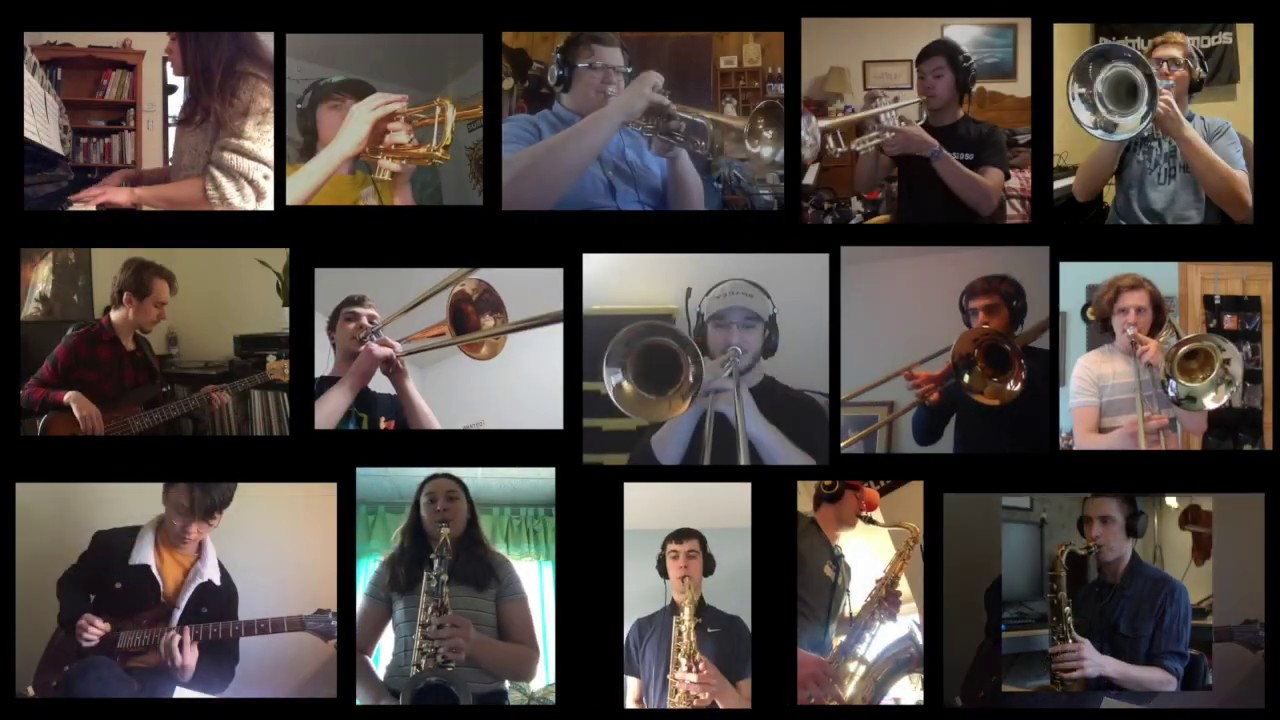 Preview image for MTU Jazz Lab Band—Sparkly Eyes video