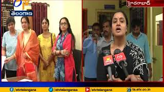 Cinema Women Artist Complaint in Madhapur PS | On A Channel Representative