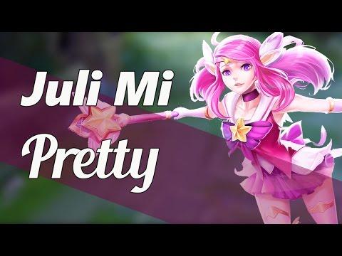 Juli Mi - Pretty ( Twice - TT ) LoL Parody