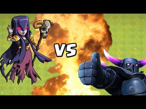 HEXE vs. PEKKA! *maxed* || CLASH OF CLANS || Let's Play CoC [Deutsch/German HD+]