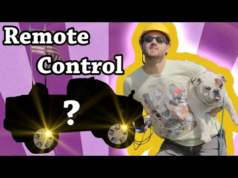 Remote Controlled Power Wheels