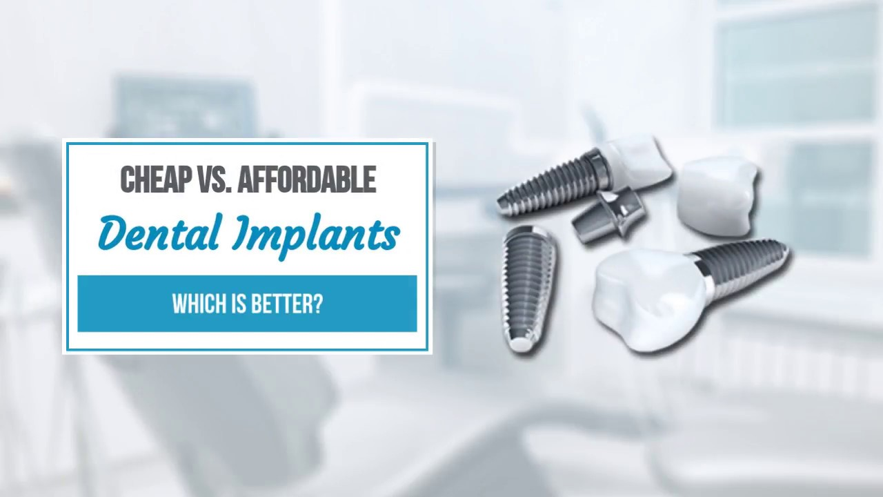 Affordable & Appropriate Same Day Dental Implants