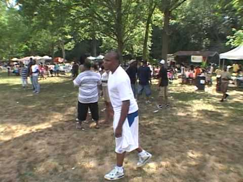 Caribbean American Fun Day 2010 Lady Ira Part 1 New Jersey