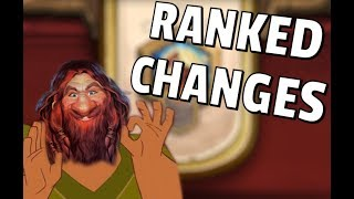 Hearthstone - Big Changes to Ranked Announced