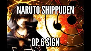"Naruto Shippuden OP 6: ""Sign"" By FLOW 【Guitar Cover】