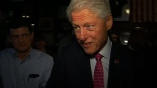 Bill Clinton Defends Embattled Family Foundation