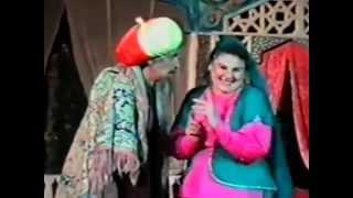 Gəncə teatrı. İsi Məlikzadə - Nesreddin - komediyası (kiçik bir səhnə)