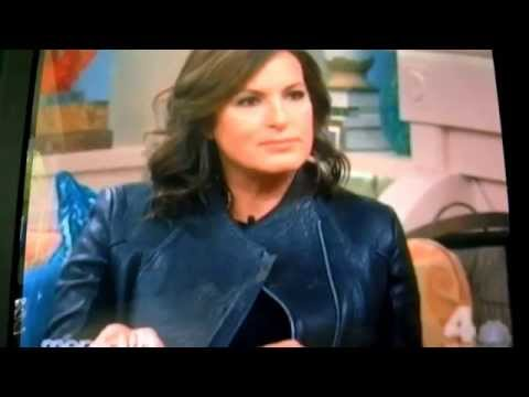 alright, here's the interview with Mariska Hargitay and Meredith Vieira..