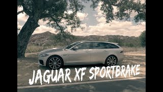 Jaguar XF Sportbrake: Exhibit J in the fight for more wagons
