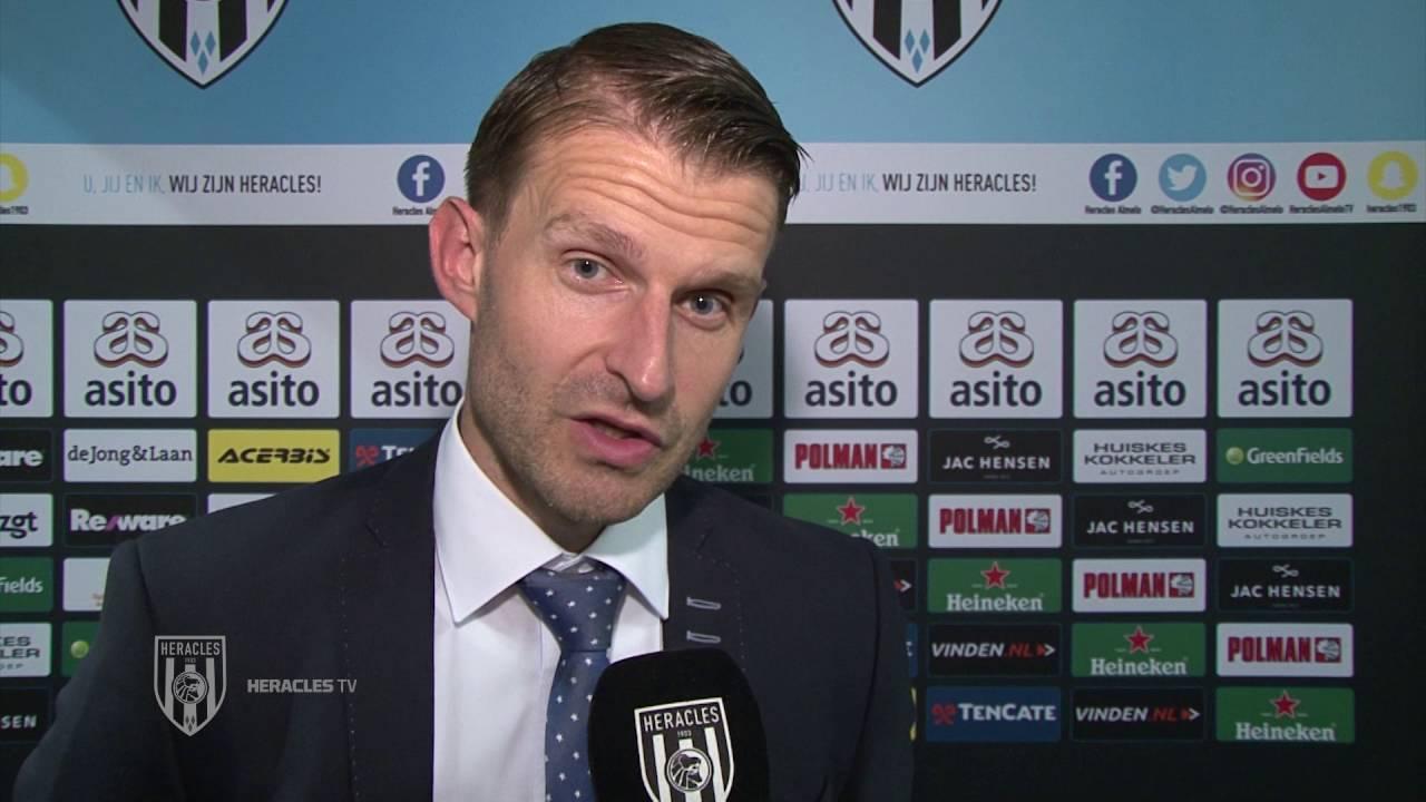 Bram Castro na Heracles Almelo Feyenoord: 'Het was 'm net niet' | Interview