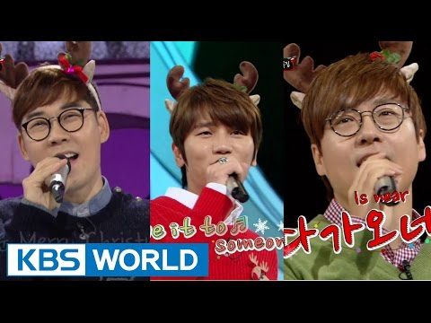 Hello Counselor - Kim Yeonwoo, Lee Sejun, Kim Taewoo, & K.Will (2015.01.12)