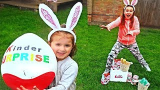 LOL Surprise Easter Hunt Challenge With Ruby and Bonnie