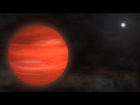 Kappa Andromedae b / Massive Star's 'Super-Jupiter'