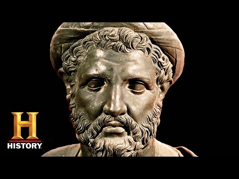Ancient Aliens: SECRETS OF THE GODS Uncovered in Pythagoras' Theories (Season 16) | History