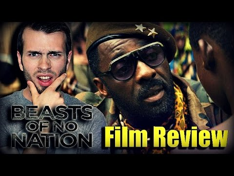Beasts Of No Nation (2015) - Film Review