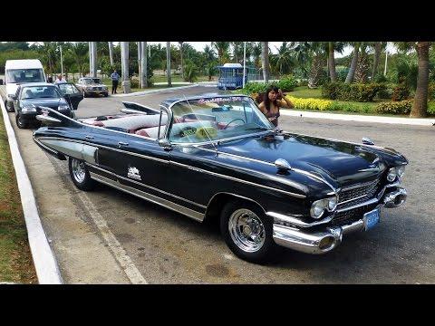 MOTOR-VIEW: CRV / CLASSIC RETRO VEHICLE - AMAZING CARS FROM CUBA SLIDESHOW HD