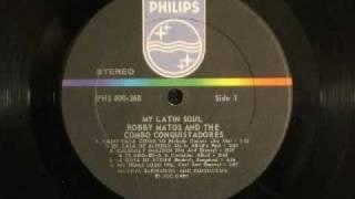 Bobby Matos - Nadie Baila Como Yo (amazing Salsa + Boogaloo version)
