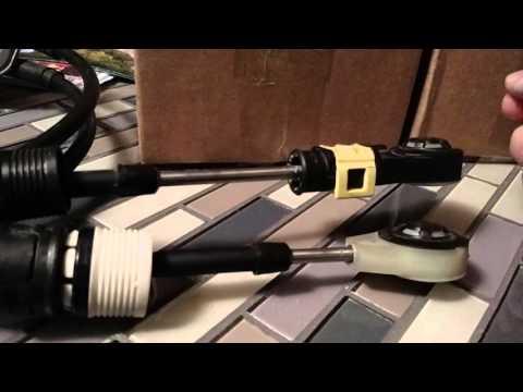 FiST Shift Cable Adjustment