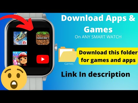 How To Download Games On Smartwatch | All Versions | 100% Real | The Real Fun With Dipsan Ghimire