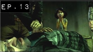 The Walking Dead [Gameplay ITA HD] Ep. 13 Testa Dura Come Un Mattone...