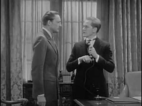 Film Adatation of the Life of Ivar Kreuger Great Entrepreneur - The_Match_King__1932