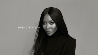 Q&A with Naomi Campbell