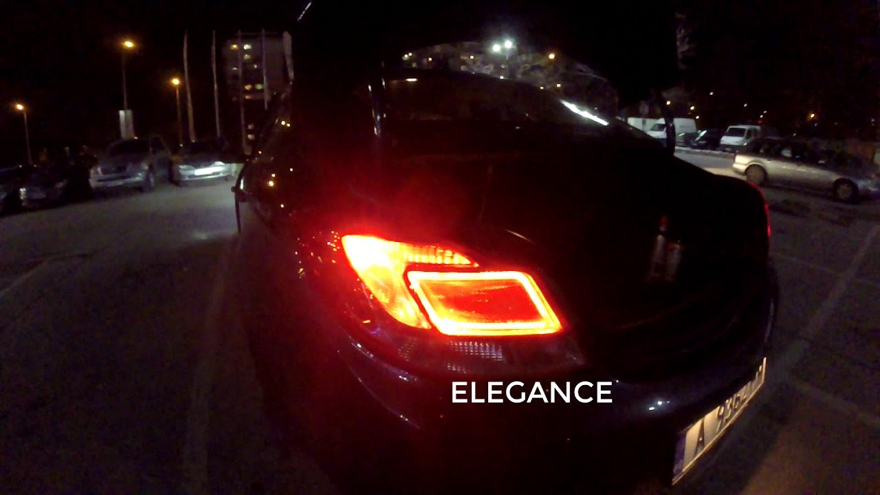 Download MY NEW CAR  Opel Insignia - night drive/show