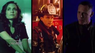One Chicago Promo (HD) Chicago Fire 8x16, Chicago PD 7x16, Chicago Med 5x16