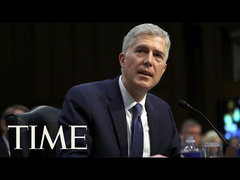 Senate Judiciary Committee Vote On Judge Neil Gorsuch | TIME