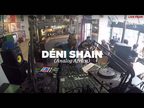 Déni Shain (Analog Africa) • DJ Set • LeMellotron.com