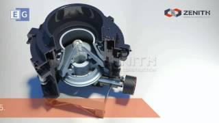 Гидравлическая конусная дробилка (устройство и принцип работы) ZENITH(Предлагаем вашему вниманию ролик подготовленный компанией ZENITH, которая является одним из ведущих производ..., 2015-04-11T15:54:30.000Z)