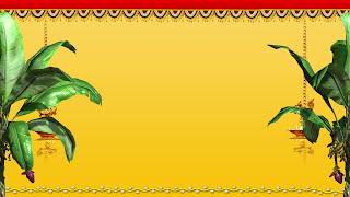 Indian Wedding Background Video-Cool Intro BG