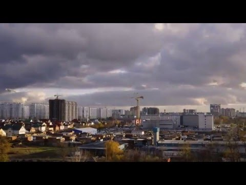 Krasnodar Timelapse / Краснодар Таймлапс