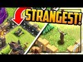 REVEALED! Clash of Clans STRANGE BUT TRUE then and Now   CoC  