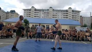Турнир по боксу 108 ДШП, 7 я ДШД