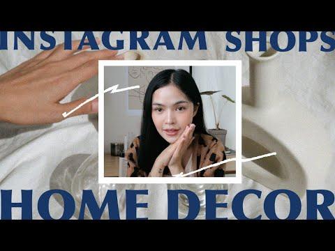 แชร์ร้านของแต่งห้องสไตล์วินเทจ,มินิมอลในไอจีจ้า | IG Home Decor Stores | mynjimye