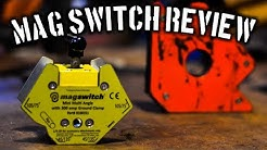 Magswitch Review (Welding Magnets with On Off Switch)