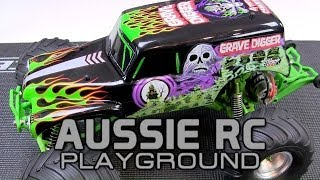 The RC Pit-Stop EP5 - Grave Digger Build Part 2