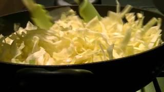 Creamy Sautéed Cabbage With Pancetta - Prepare Ahead Side Dish