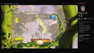 Rayman Legends new game