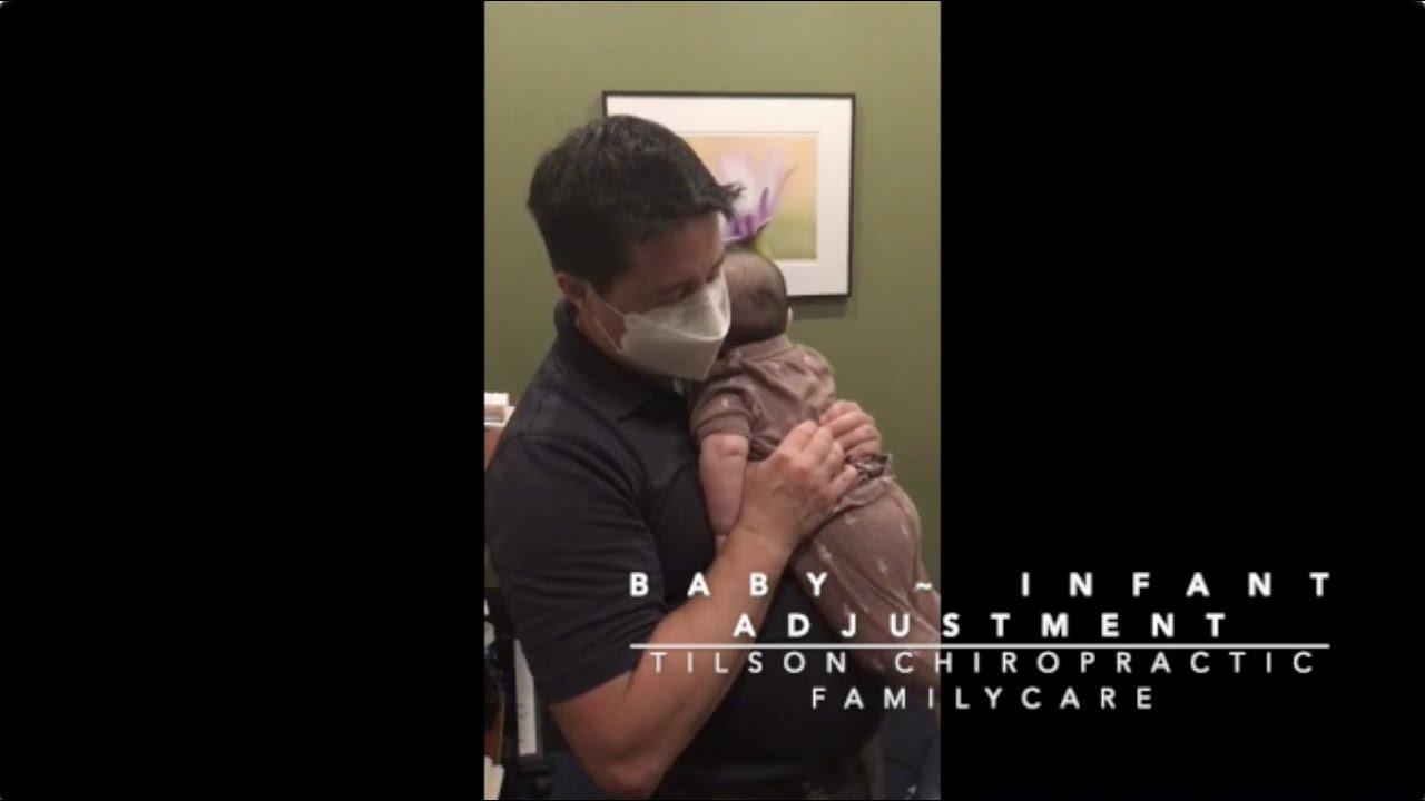 Chiropractic Baby / Infant Adjustment