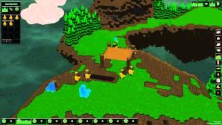 Castle Story Basics: Wooden Forts, Bridges, Multiple Floors | Tutorial