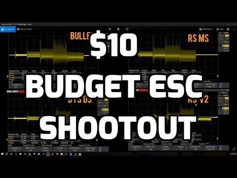 Best Budget FPV Drone ESC // Detailed Noise Shootout