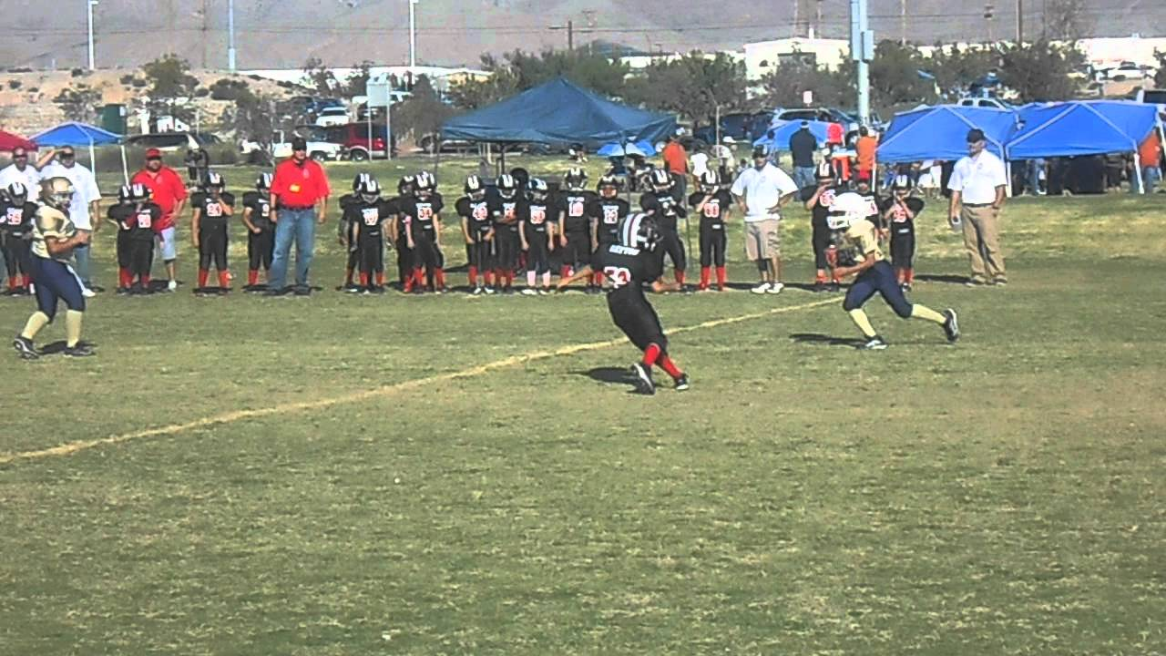 las cruces nerf league 20120929E WS Fighting Irish vs Las Cruces Outlaws 8yo 37 - YouTube