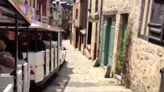 Le Maine Libre -  Petit train touristique du Mans