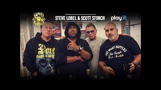 DRINK CHAMPS: Episode 45 w/ Scott Storch & Steve Lobel   Talk The Roots, Dr, Dre, Eazy E, JMJ + more