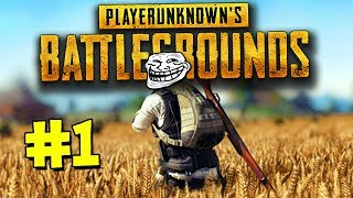 PUBG FUNNY MOMENTS #1 - Playerunknown's Battlegrounds (Funny Moments)
